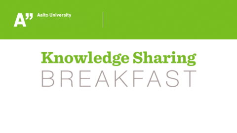 Knowledge sharing breakfast: Employee Experience: Tools for work engagement