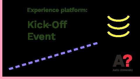 Experience Platform kick-off event
