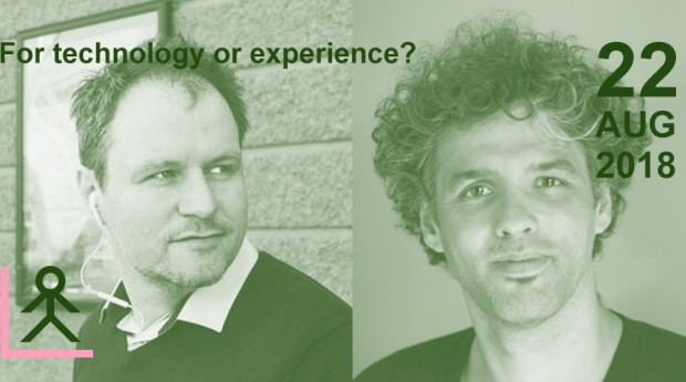For technology or experience?