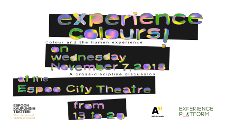 Experience Colours!