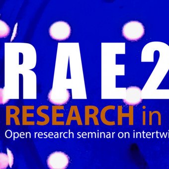 Open seminar: Research in Arts and Experience 2018